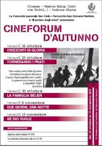 Progr cineforum